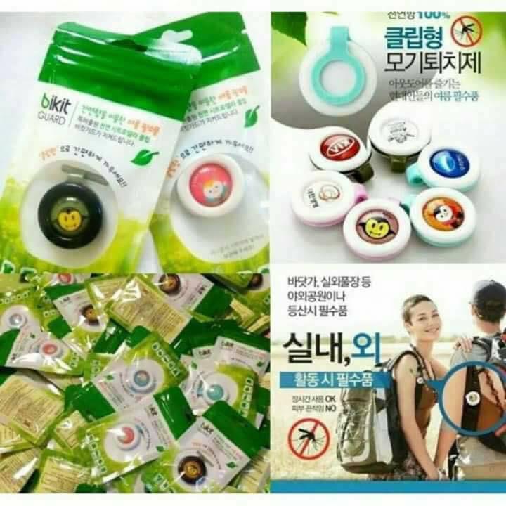 Kẹp chống muỗi Hàn Quốc