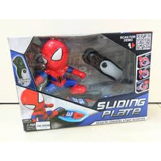 Người nhện dùng điều khiển từ xa phát nhạc