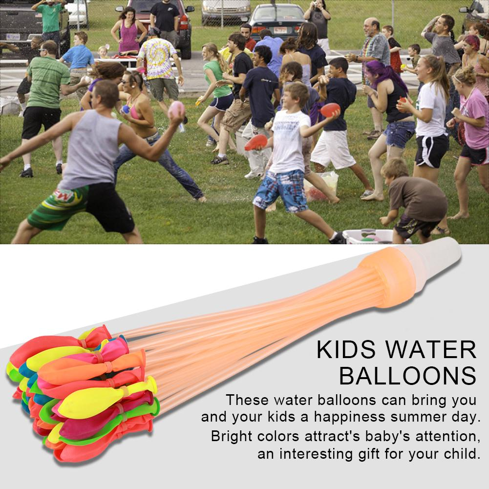 Water Balloons Bombs Children Party Play Water Filling Toys