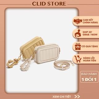 [Sản phẩm Tặng là gói giấy lau đồ da tiện dụng] Túi đeo chéo nữ Micocah đẹp đi chơi du lịch thời trang cao cấp MSP 523 thumbnail