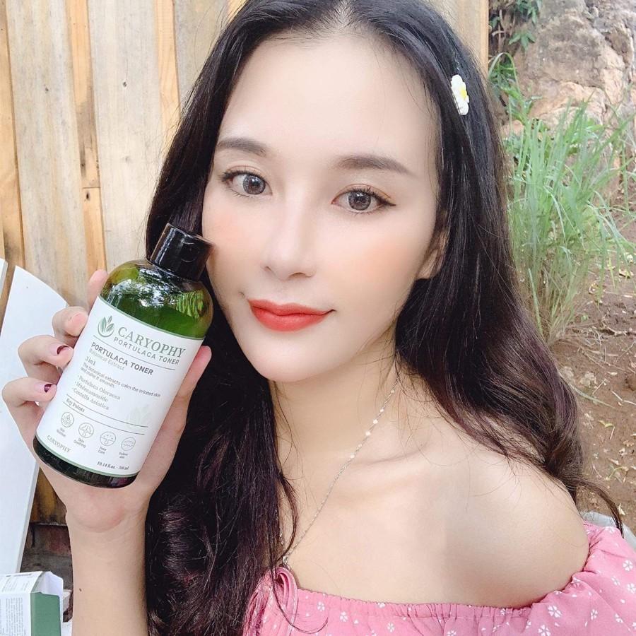 Combo Toner Trị Mụn + Sữa rửa mặt Ngăn Ngừa Mụn Caryophy