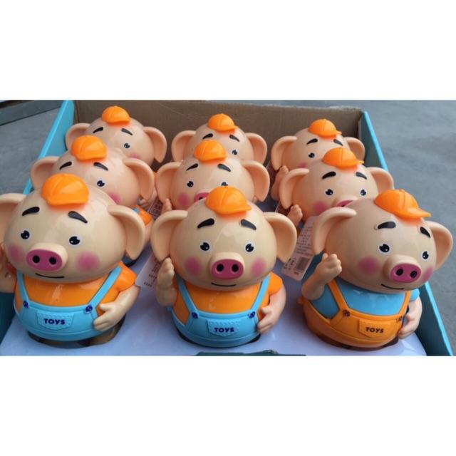 Lợn nhạc biết hát