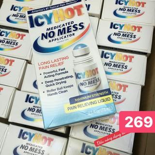 Dầu nóng dạng lăn Icy Hot Medicated No Mess Applicator thumbnail