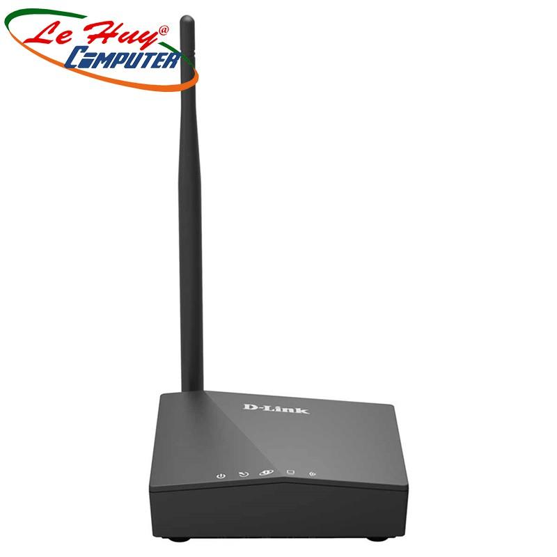 [Mã 267ELSALE hoàn 7% đơn 300K] Bộ Phát Wifi DLink DSL-2700U 150Mbps