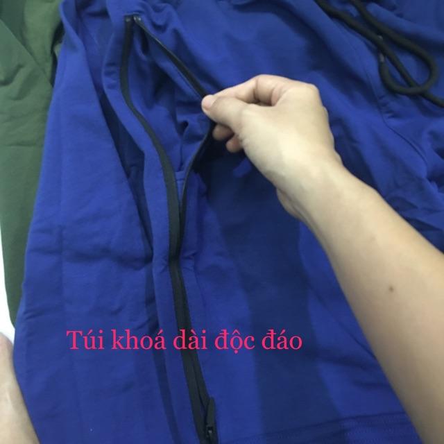 Bộ Thể Thao Nam  Phong Cách - XANH BIỂN chỉ còn S ALH002w7