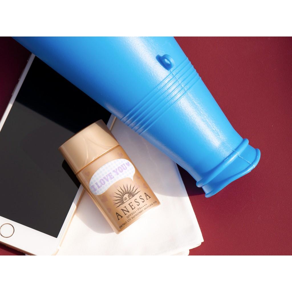 Hình ảnh [Phiên bản giới hạn]Sữa chống nắng bảo vệ hoàn hảo Anessa Perfect UV Sunscreen Skincare Milk 20ml-4