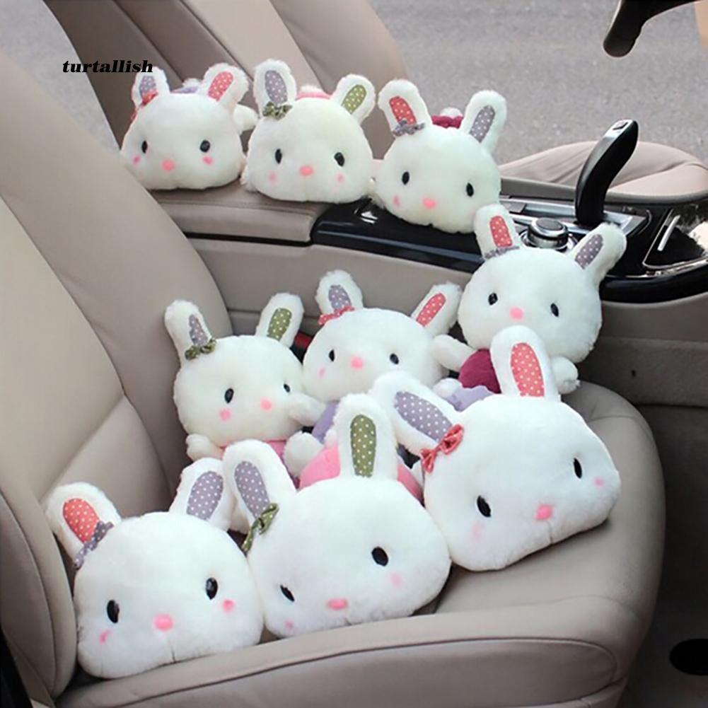 TUR♥Cute Rabbit Doll Car Decor Air Purify Bamboo Charcoal Bag Odor Removal Ornament