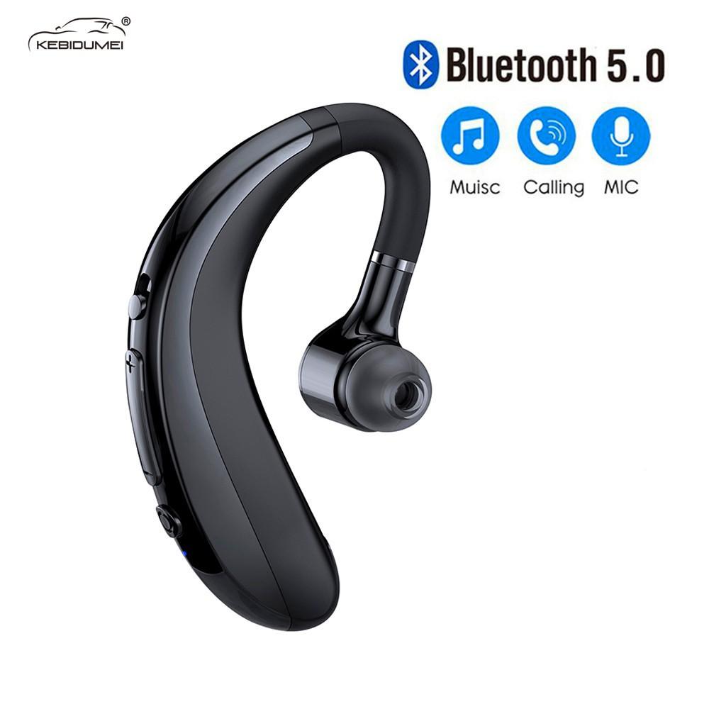 Tai Nghe Đeo Một Tai KEBIDUMEI S300 Bluetooth Không Dây Tích Hợp Micro Chất Lượng Cao