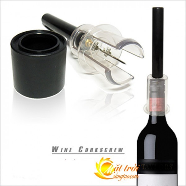 Dụng cụ mở rượu vang áp lực