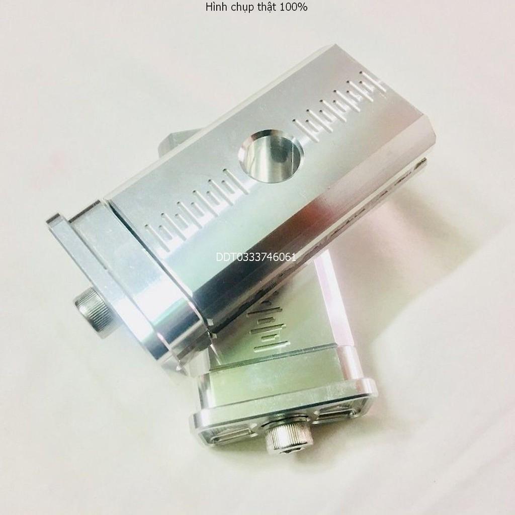 Bộ pát tăng sên ex150 âm nhôm CNC nguyên khối cao cấp