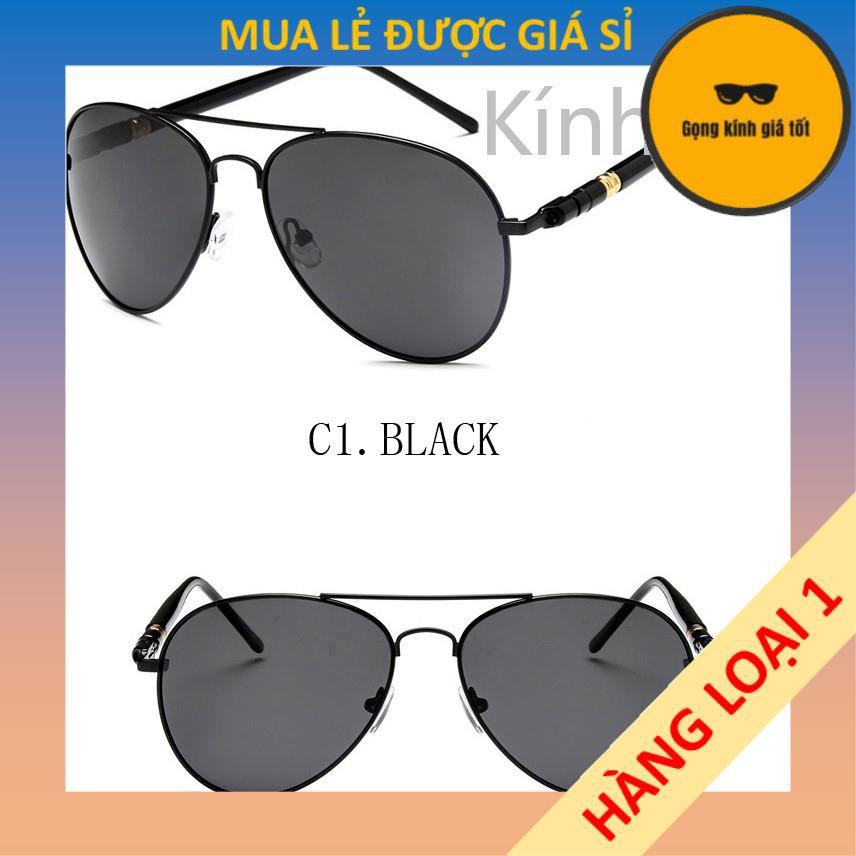 Kính mát nam D2004 phân cực chống chói chống tia UV400 hiệu quả giúp bảo vệ mắt dưới ánh nắng...