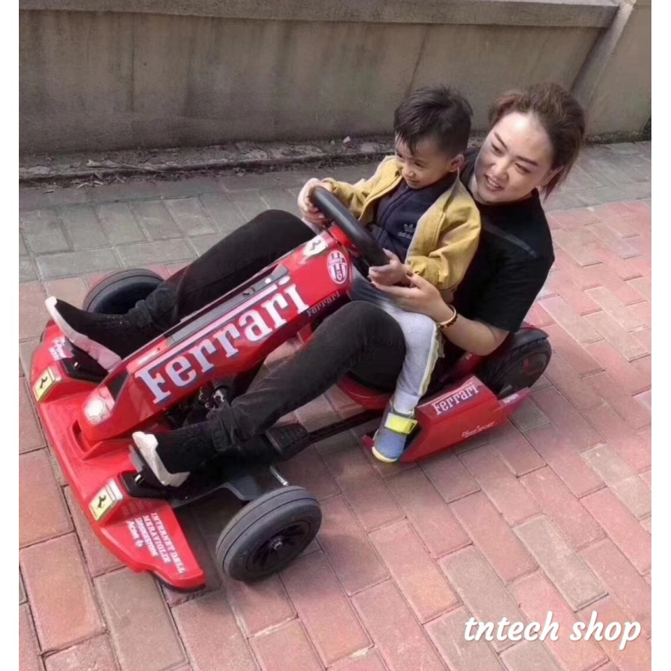 Xe điện Go kart kip cho bé