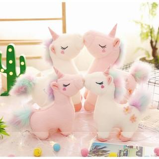 Gấu Bông Ngựa Pony - Unicorn - Doremon thumbnail