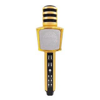 Micro hát karaoke bluetooth SD17 kết nối không dây - Bass cực chuẩn hỗ trợ cổng cắm thẻ nhớ