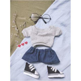Set áo quần outfit doll 15 & 20cm