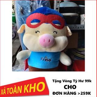 [RẺ NHẤT] [45x30cm] Heo bông Lợn bông