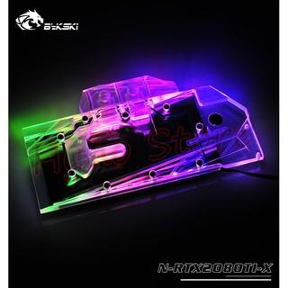 Block VGA Giga Aorus Extreme RTX 2060 2070 2080ti. thumbnail