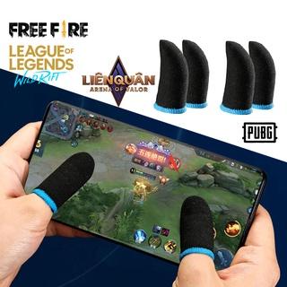 [Mã SKAMLTSW8 giảm 10% đơn 100K] Găng tay chơi game, bao tay cảm ứng, chống mồ hôi cho điện thoại, siêu mượt thumbnail