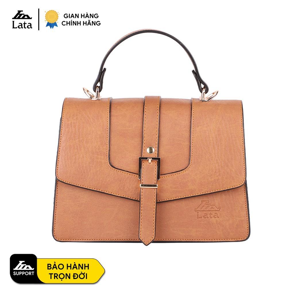 [Giá tốt] Túi đeo chéo thời trang nữ LATA HN65 nhiều màu