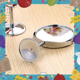 (Rẻ Là Mua) Gương tròn trang điểm 2 măt gương–3561 (Hàng Xịn)