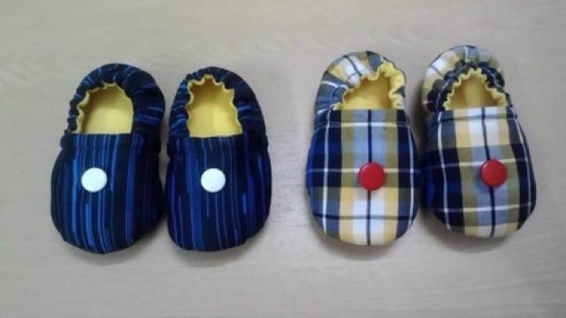 Giày bé trai handmade