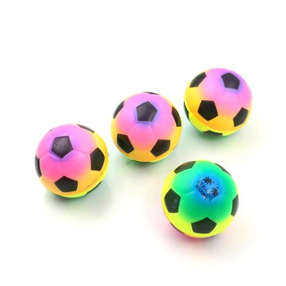 {buddi} 1PC Colorful Mini Football Squeeze Foam Ball Stress Relief Vent Ball Kids Toy{LJ}