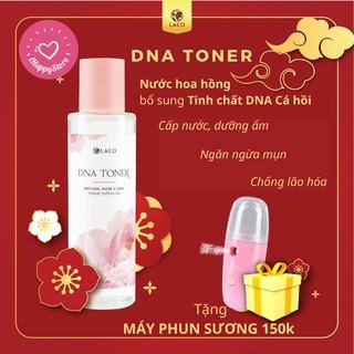 [LẺ=SỈ, Tặng quà 150k] LACO DNA TONER Dưỡng Da, Nước Hoa Hồng Tinh Chất Cá Hồi Se Khít Lỗ Chân Lông- iHappyStore