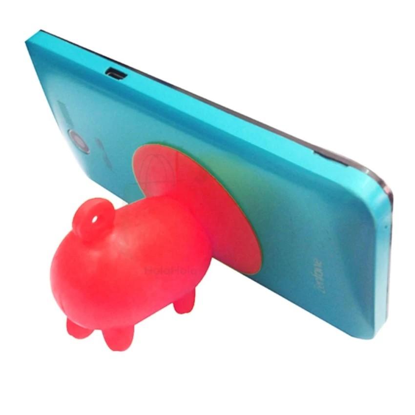 [Nhà Sản Xuất] Heo hít điện thoại loại lớn màu ngẫu nhiên