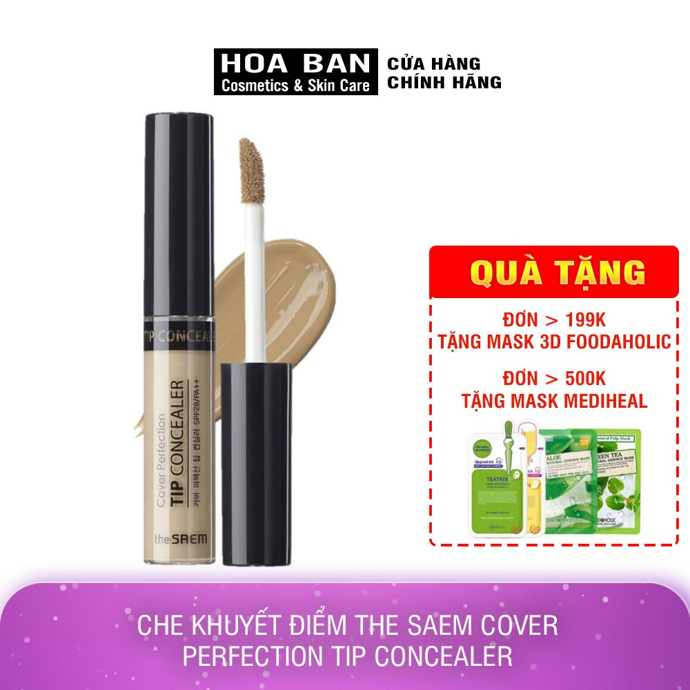 Che khuyết điểm The Saem Cover Perfection - HB0048