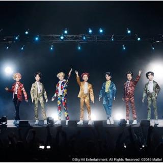 [ORDER] BTS DOLL 2019 FROM MATTEL [INBOX TRƯỚC KHI MUA HÀNG]