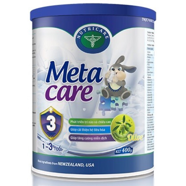 Sữa bột Metacare 3 loại 900g - 2391098 , 542962 , 322_542962 , 291000 , Sua-bot-Metacare-3-loai-900g-322_542962 , shopee.vn , Sữa bột Metacare 3 loại 900g