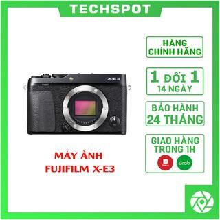 Máy Ảnh Fujifilm X-E3 Body- Hàng Chính Hãng thumbnail