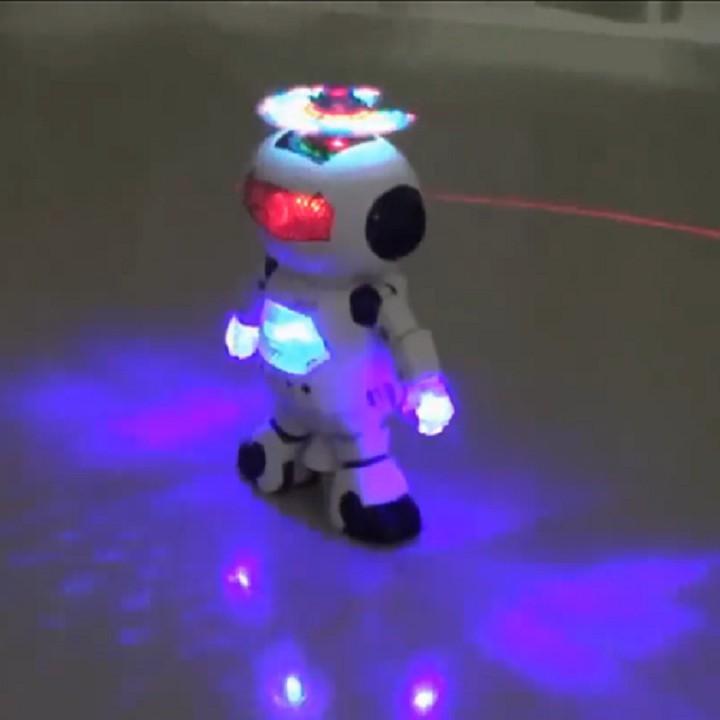 [BÁN CHẠY] Robot nhảy múa thông minh 360 độ
