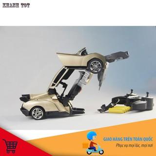 [KHUYẾN MÃI KHỦNG] Siêu xe điều khiển từ xa biến hình Transfomer chính hãng