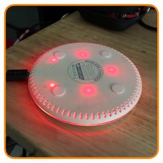 Sạc không dây Vorson – 2ndhand – Đã qua sử dụng – wireless charger