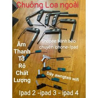 Chuông Loa Ngoài Ipad 2 – ipad 3 – Ipad 4 – dây ăng ten wifi COD toàn Quốc