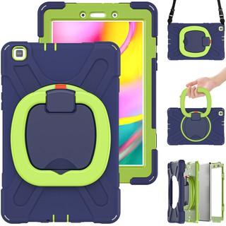 Ốp Máy Tính Bảng Chống Sốc Có Giá Đỡ Cho Samsung Galaxy Tab A 8.0 2019 Sm-T290 T295 T297 2021