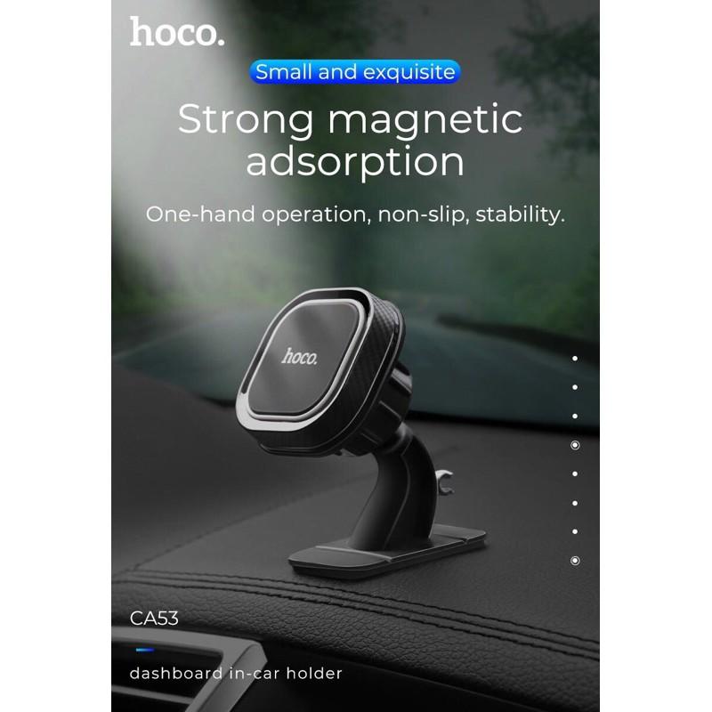 Giá đỡ hít Hoco CA53 để trên oto với lực hít cực mạng tiện lợi khi tháo ra tháo vào