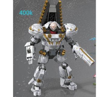 Mega Construx Nhân Vật Destiny Ghaul , hàng auth 100% !!!