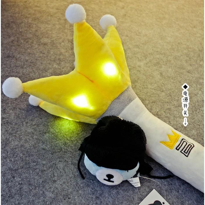 Gối mô hình lightstick BIGBANG 35cm sáng đèn [hàng order] - 3353664 , 1263608319 , 322_1263608319 , 240000 , Goi-mo-hinh-lightstick-BIGBANG-35cm-sang-den-hang-order-322_1263608319 , shopee.vn , Gối mô hình lightstick BIGBANG 35cm sáng đèn [hàng order]