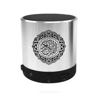 Wireless Remote Control Portable Support TF Card HD Sound Bluetooth 4.2 Translator Quran Speaker
