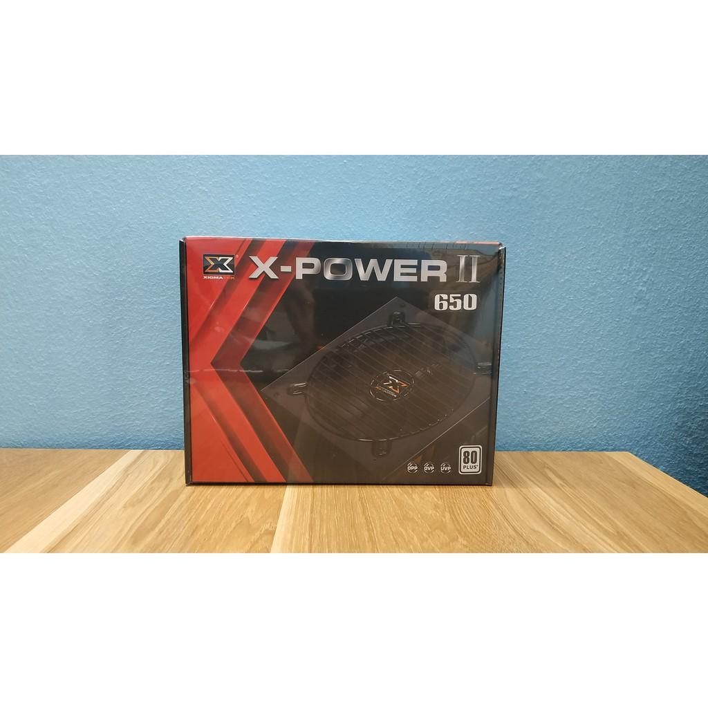 Nguồn Xigmatek X-Power II 650 chính hãng Mai Hoàng