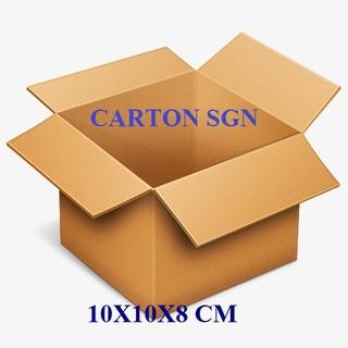 XK - 1 Thùng Hộp Carton 10x10x8 cm thumbnail