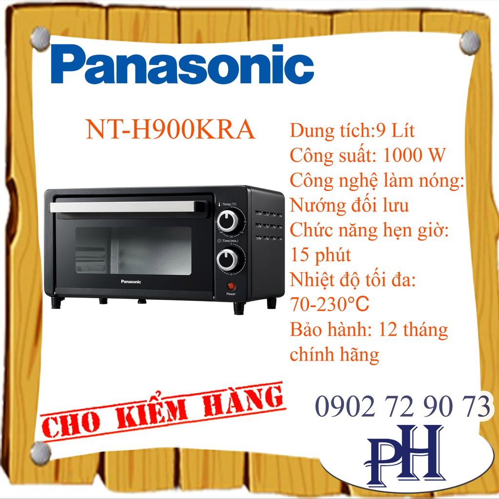 Lò Nướng Mini Panasonic NT-H900KRA