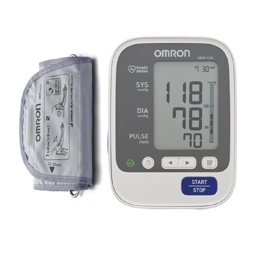Máy đo huyết áp bắp tay Omron 7130.JPG - 2559352 , 86020640 , 322_86020640 , 1050000 , May-do-huyet-ap-bap-tay-Omron-7130.JPG-322_86020640 , shopee.vn , Máy đo huyết áp bắp tay Omron 7130.JPG