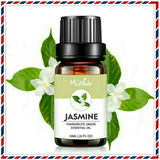 Tinh Dầu Hoa Nhài Jasmine Nguyên Chất 10ML