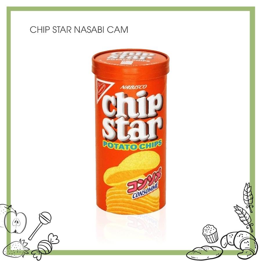 Snack khoai tây Chip Star- hàng xách tay Nhật Bản ??