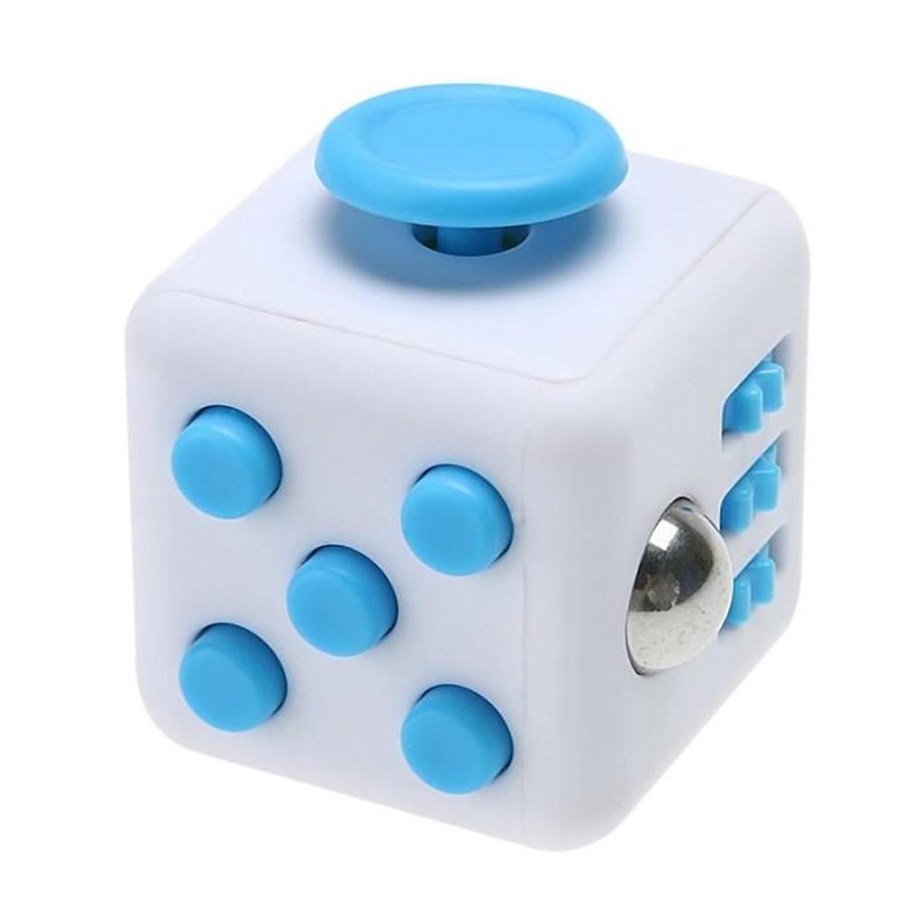Fidget Cube - Khối Vuông Thần Kỳ giúp giảm stress giúp tập chung màu ngẫu nhiên