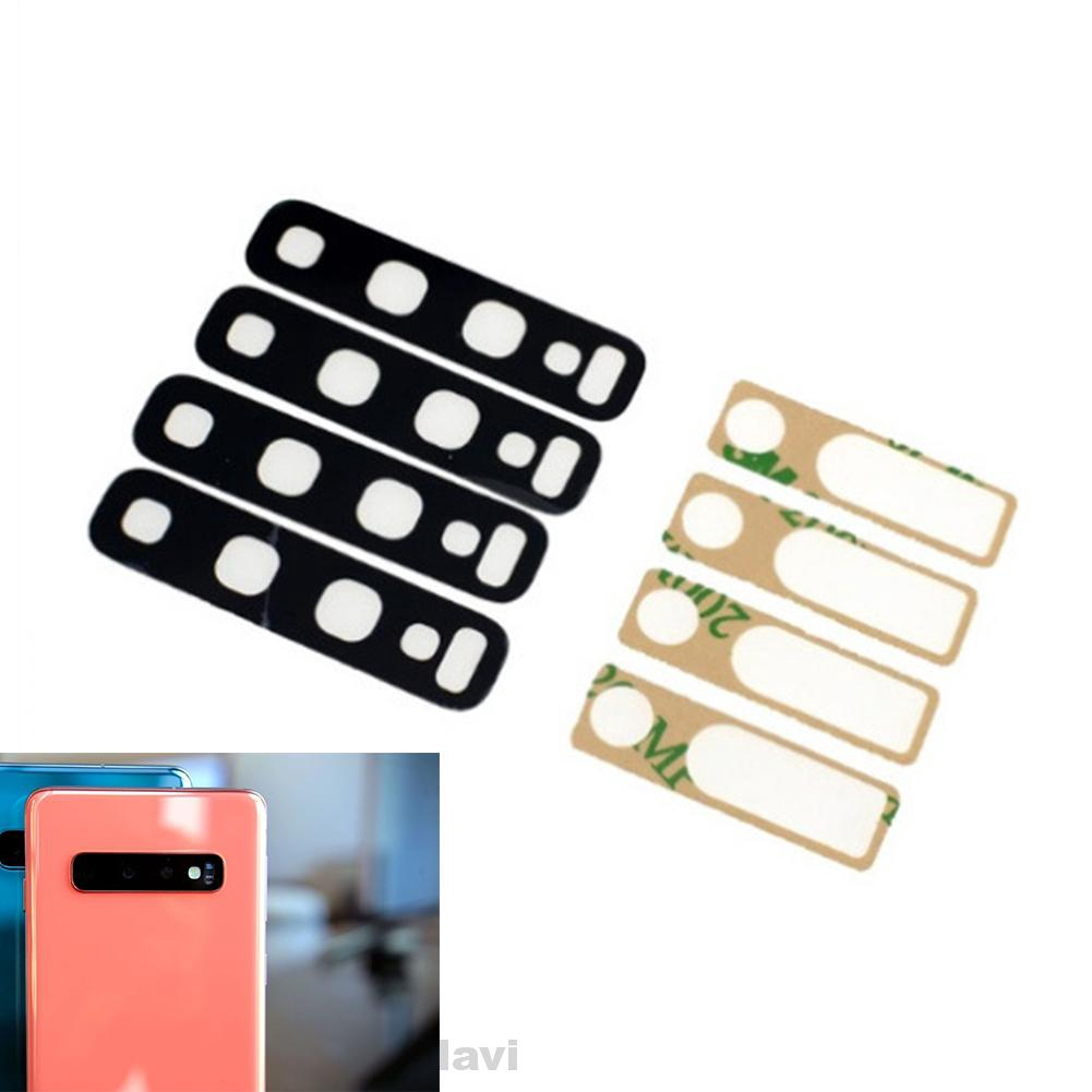 Camera Glass Lens Cover Adhesive Mobile Phone Rear Replacement Protector For Samsung Galaxy S10E