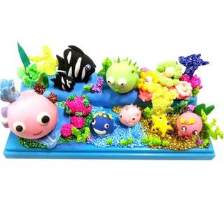 TOPVN Đất sét đồ chơi nhiều màu sắc cho bé